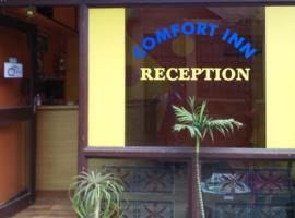 Rai Hotel Comfort inn, hotel in Darjeeling