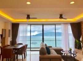 Homesuite' Home at Oceanus Pelagos, family hotel in Kota Kinabalu