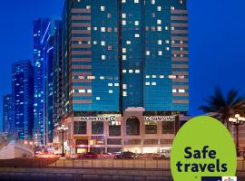 Golden Tulip Hotel Apartments, hotel near Eye of the Emirates, Sharjah