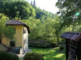 Casa Asprón, hotel near The Lakes of Covadonga, Covadonga