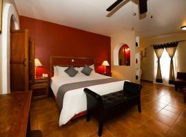La Casona Tequisquiapan Hotel & Spa, hotel en Tequisquiapan