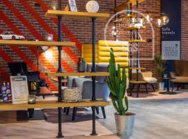 Park Inn by Radisson Poznan – apartament
