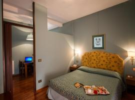 Hotel Ponte Bianco, hotel in Rome