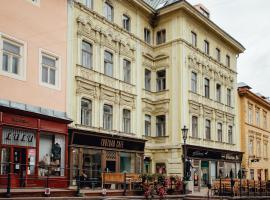 Boutique apartments, hotel v Banskej Štiavnici