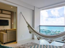 Premium Flat Natal Vista Mar, luxury hotel in Natal