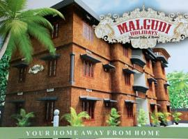 Malgudi Holidays, apartment in Kannur