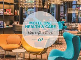 Motel One Berlin-Alexanderplatz, hotel near Memorial of the Berlin Wall, Berlin
