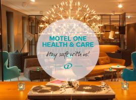 Motel One Berlin-Potsdamer Platz, hotel in Berlin