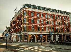 Hotel Victoria, hotell i nærheten av Prekestolen i Stavanger