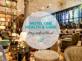 Motel One Bonn-Beethoven, accessible hotel in Bonn