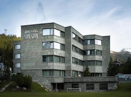 Sport & Wellnesshotel San Gian St. Moritz, hotel in St. Moritz