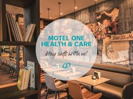 Motel One Dresden - Palaisplatz, boutique hotel in Dresden