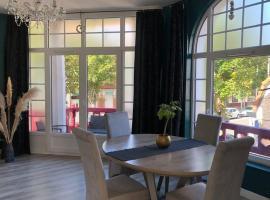 Appartement de charme - Villa les IRIS, Hotel in Dunkerque