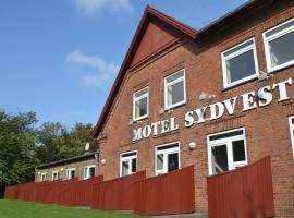 Motel Sydvest, motel i Skærbæk