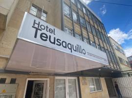 Hotel Teusaquillo, hotel cerca de Museo Nacional, Bogotá