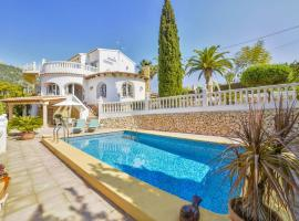Villa Origami - Plusholidays, cottage in Calpe