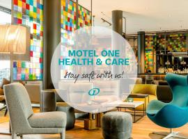 Motel One Köln-Neumarkt, hotel in Cologne