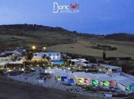 Doric Boutique Hotel, hotel a Agrigento