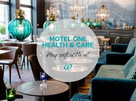 Motel One München Sendlinger Tor, hotel in Munich