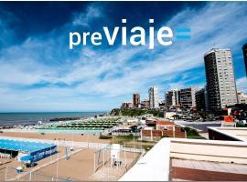 DeptosVip - Mitre, hotel cerca de Monumento Alfonsina Storni, Mar del Plata