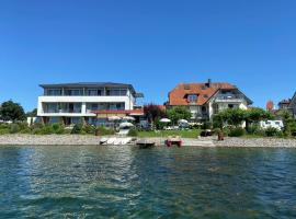 Strandhaus Eberle, hotel in Immenstaad am Bodensee