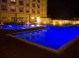 Hotel Resort Granja Brasil Itaipava, apartment in Petrópolis