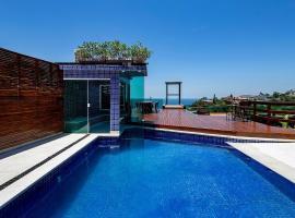 Villa espetacular na Joatinga, hotel v destinaci Rio de Janeiro