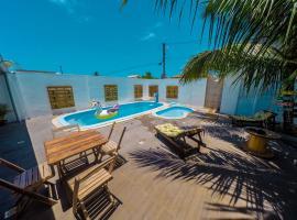 Pousada Barra Grande, hotel with pools in Maragogi