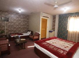 Hotel Royal Home G6 Abpara, hotel in Islamabad