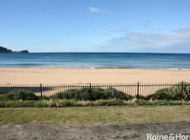 Hi Surf #4 - 4/101 Avoca Drive, Avoca Beach, hotell i Avoca Beach