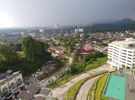 Crystal Creek homestay Taiping Lake Garden, apartment in Taiping