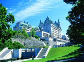 Fairmont Chateau Laurier, hotel in Ottawa