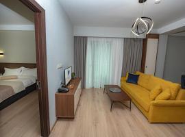 Crystal Residence, отель в Бакуриани