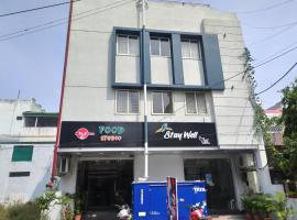 Hotel Staywell, hotel in Indore