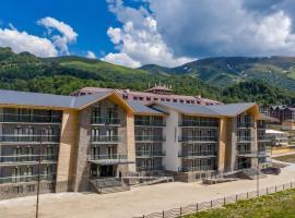 Crystal Resort, hotel in Bakuriani
