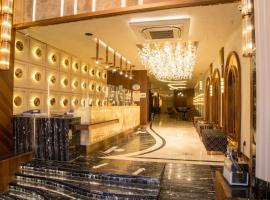 The Hotel Beyaz Saray & Spa, hotel in Istanbul