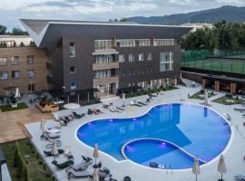 Олимп Плаза, отель во Владикавказе
