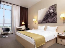 City Hotel Sova, отель в Нижнем Новгороде