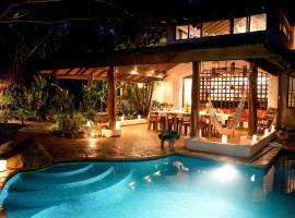 Sueño del Mar Beachfront Hotel, hotel in Tamarindo