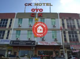 OYO 89715 CK Hotel, hotel in Lumut