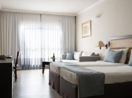 כפר המכביה מלון וסוויטות פרמיום, מלון ליד בית החולים תל השומר, רמת גן