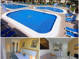 Sunset Lover Playa Jardin, hotel familiar en Puerto de la Cruz