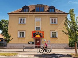Radfahrerherberge Krems, Hotel in Krems an der Donau