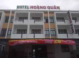 Hoàng Quân Hotel - Gần bến tàu Rạch Giá Phú Quốc, hotel near Rach Gia Harbour, Rach Gia