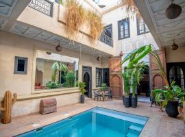 Riad Spa Sindibad, hotel in Marrakesh