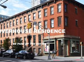 Riverhouse Extended Stay Apartment, hotel in Jersey City