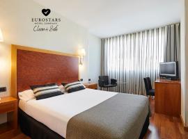 Exe Plaza Delicias, hotel en Zaragoza