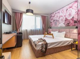 Hotel Urban, hotel in Plovdiv