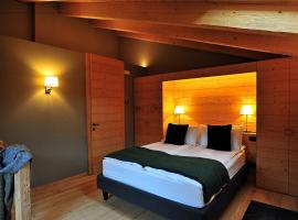 Alpi & Golf Hotel, hotel a Bormio