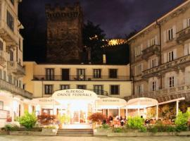 Hotel Croce Federale, hotel in Bellinzona